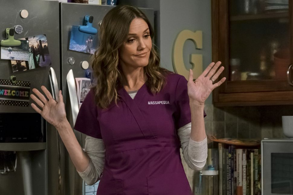 CBS Going Dark—'Kevin Can Wait' Killing Off Erinn Hayes' Character for Season 2