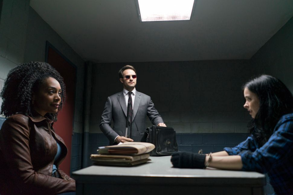 The Unfriendly Four—Marvel's 'The Defenders,' Eps 1-3 on Netflix