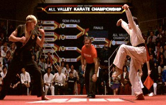 YouTube Red Challenging Streaming Service Industry With 'Karate Kid' TV Sequel