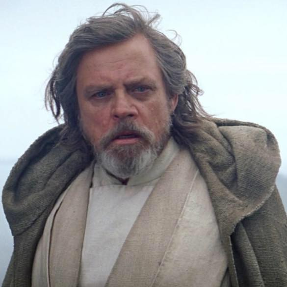 Luke Skywalker Sounds Like a Real Buzzkill in 'Star Wars: The Last Jedi'