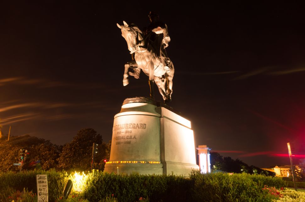 What to Do With Confederate Statues?