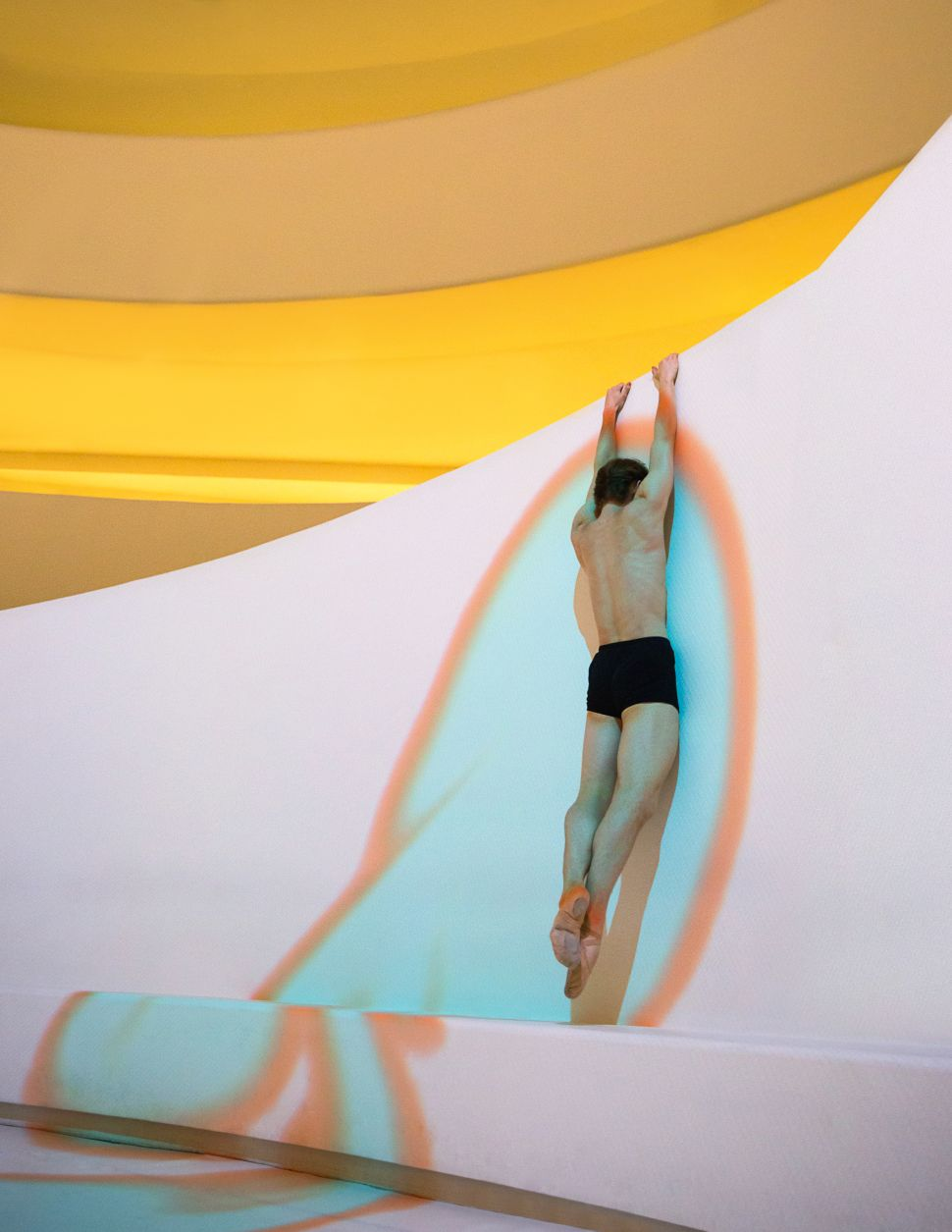 A Motion Capture Ballet Is Coming to Frank Lloyd Wright's Guggenheim Rotunda