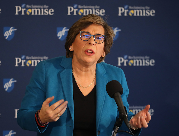 AFT's Randi Weingarten Coming to NJ for Murphy