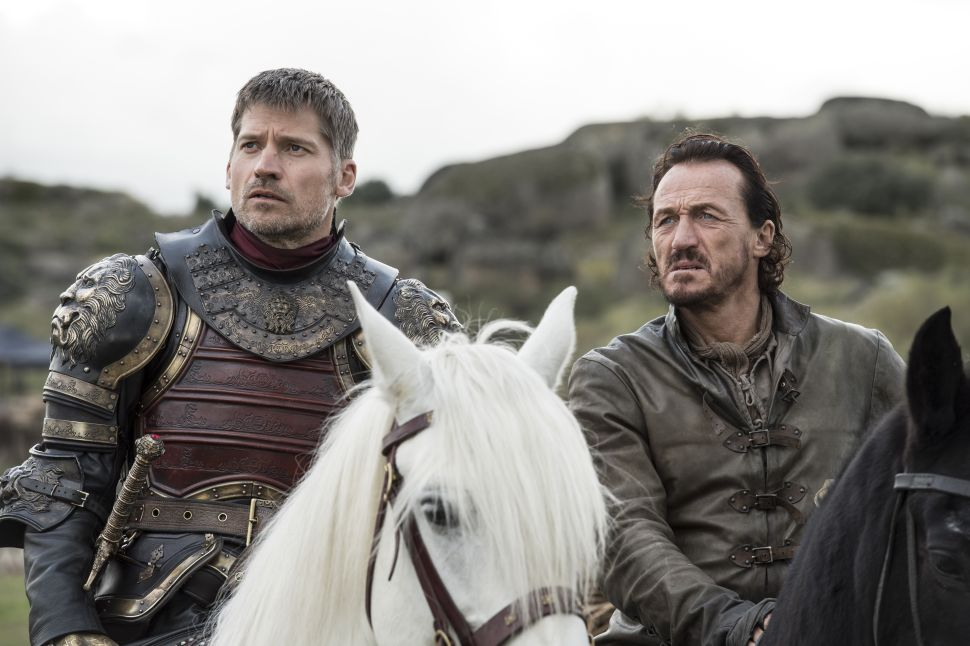 Burning (Literally) Questions We Have After Last Night's 'Game of Thrones'