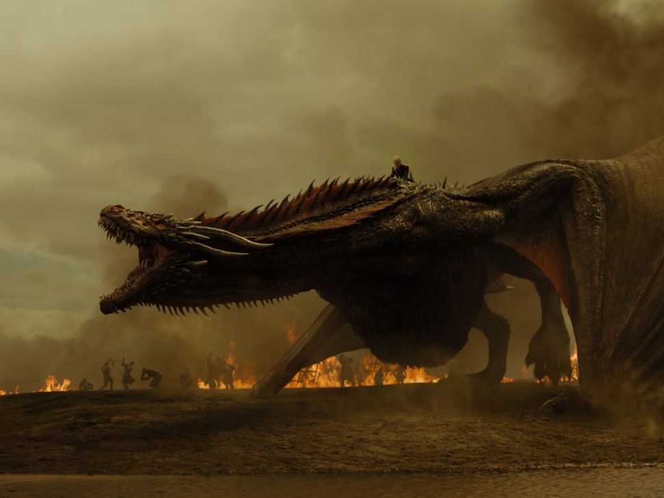 HBO Hacks and Leaks Can't Stop 'Game of Thrones' From Huge Ratings