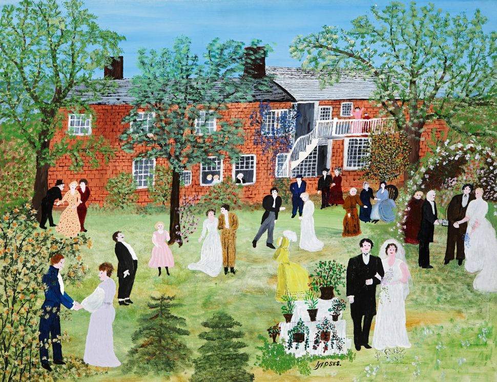 What Do Grandma Moses and Andy Warhol Have in Common?