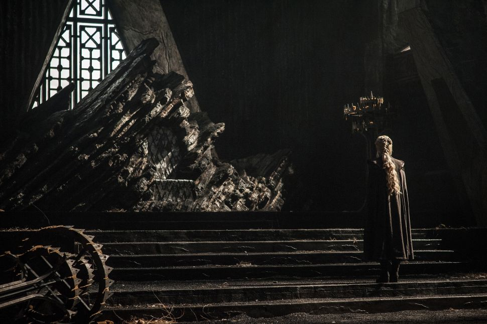 Unsurprisingly, 'Game of Thrones' Is Still Smashing Ratings Records