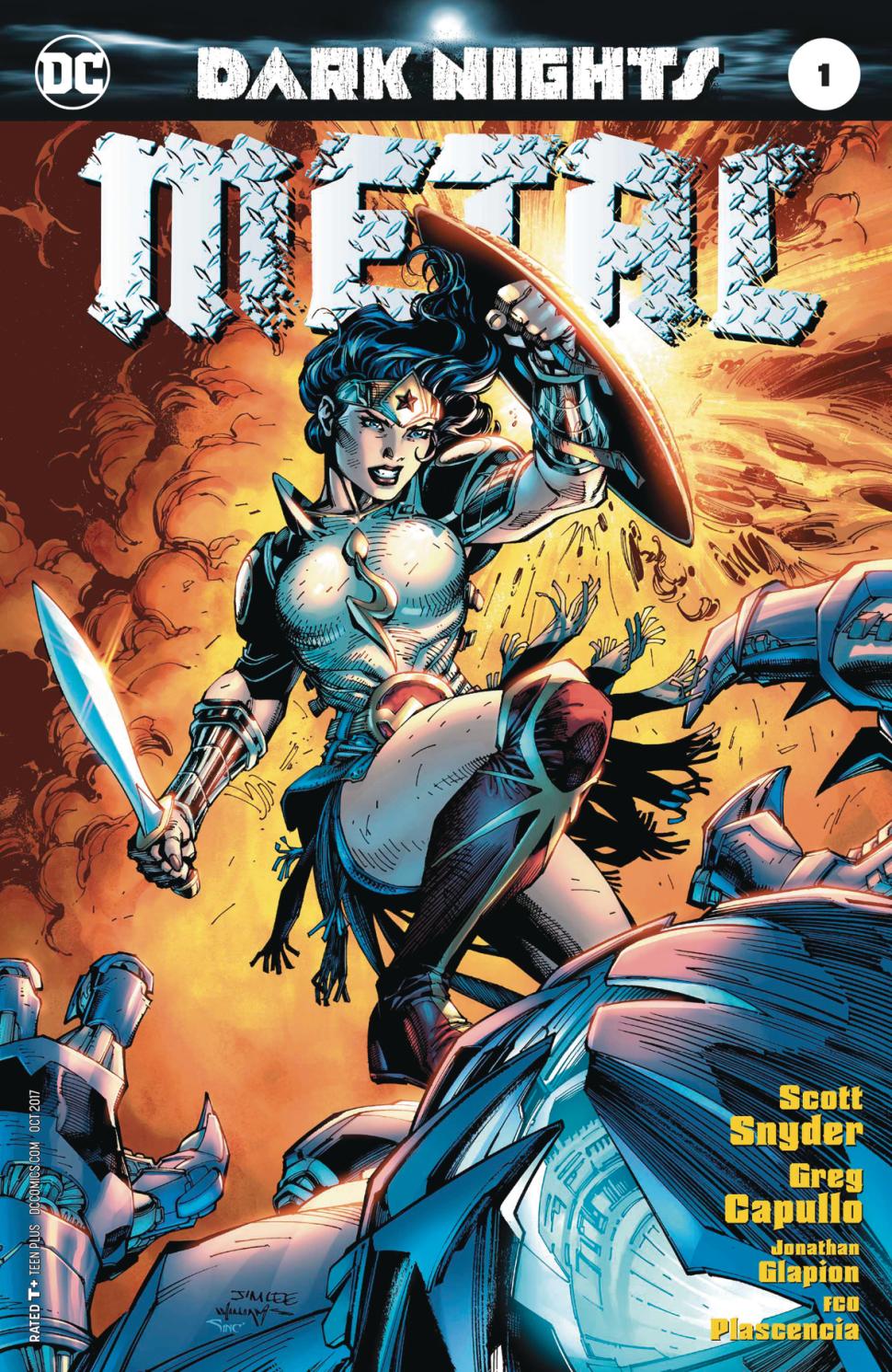 Batman Is a Jerk in DC's New 'Dark Nights: Metal'