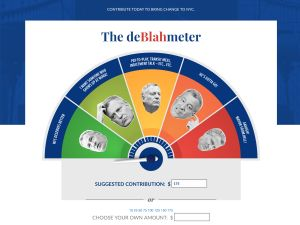 The Deblahmeter.