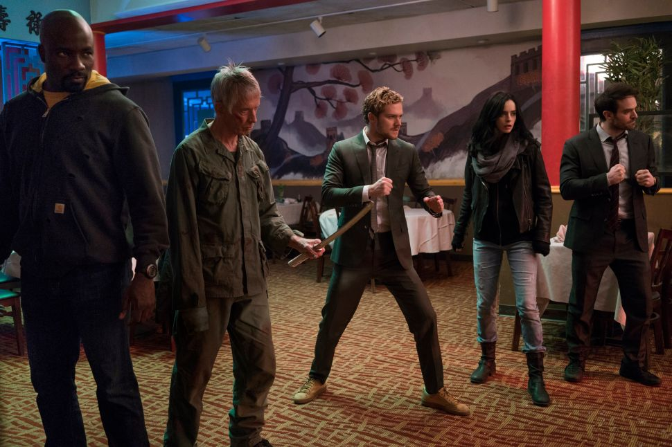 Study Finds 'Marvel's The Defenders' May Have Been a Big Flop in the Ratings