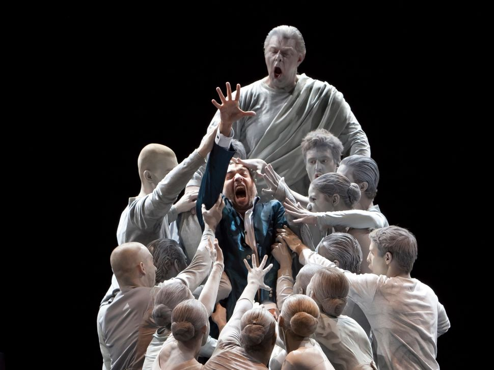 Lincoln Center's Small 'Don Giovanni' Is Just What Mozart Would Have Wanted