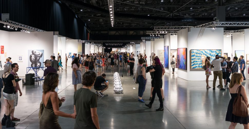 Third Edition of Seattle Art Fair Attracts City's Growing Tech Set
