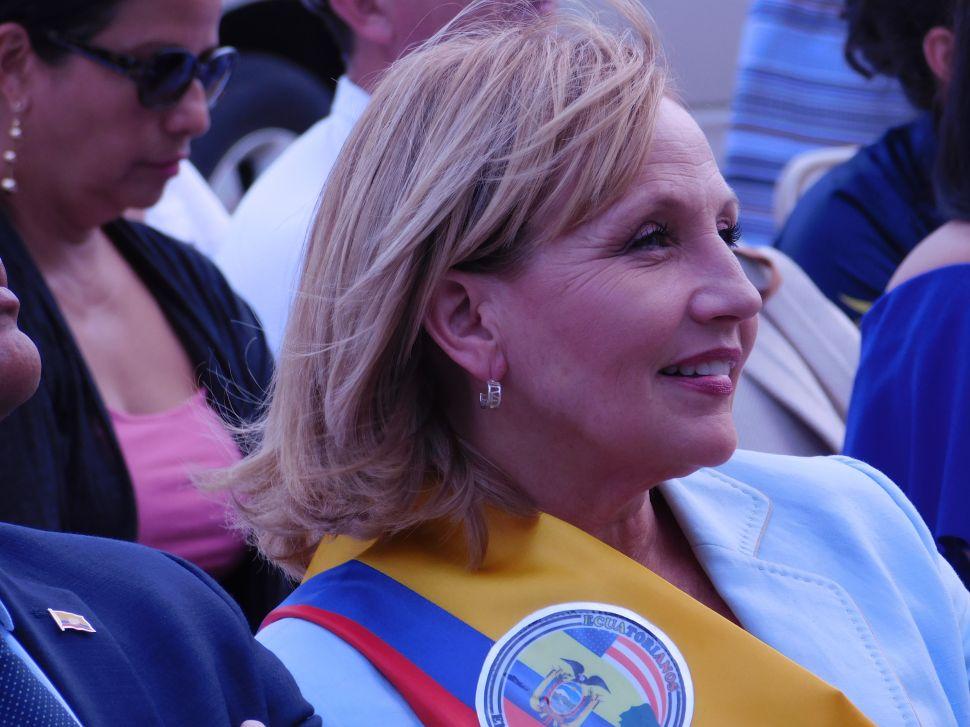 Guadagno Praises NJ's Diversity; Oliver Pledges 'Sanctuary' Status
