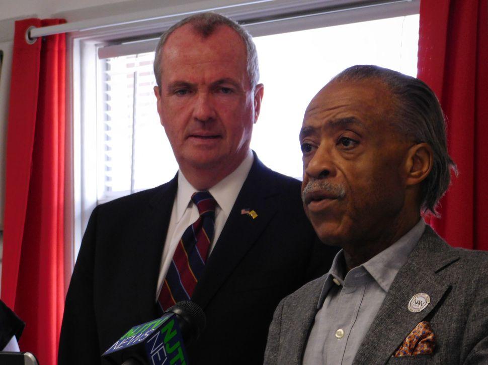Murphy Blasts Christie's Economic Record in NJ
