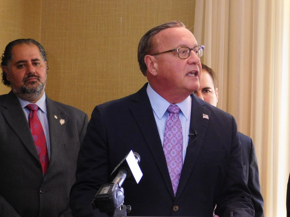 Lonegan Formally Announces Congressional Run in North Jersey