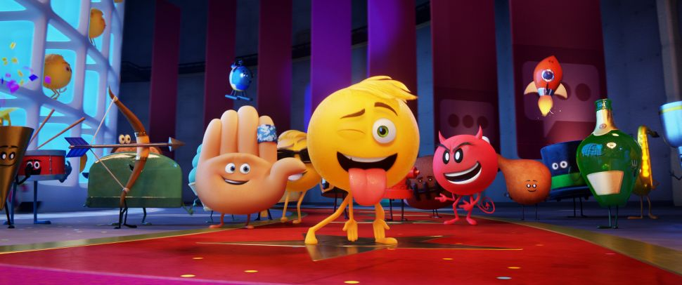 Imagined Dialogue: Epilogue of 'The Emoji Movie' 10 Years Later