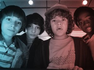 "You must be familiar with these ""Stranger Things"" faces."