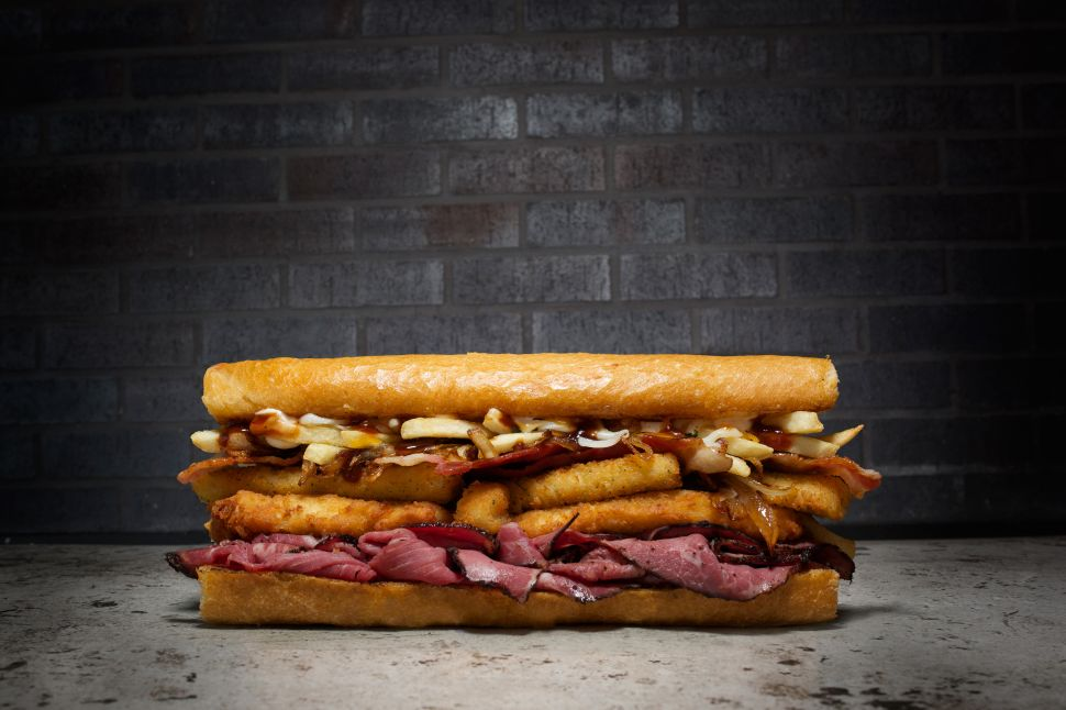 Fat Sal's Monster Sandwiches Finally Arrive in the Valley