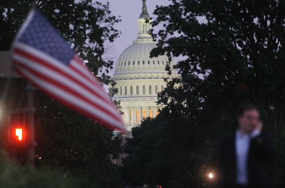 Trump and Congress Risk Government Shutdown Over Looming Debt Ceiling
