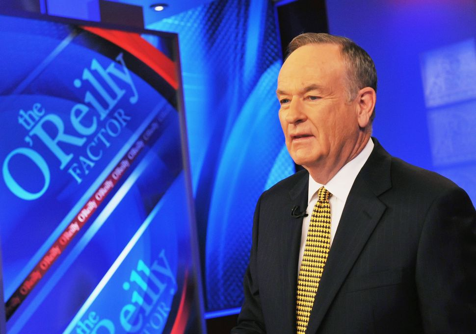 Bill O'Reilly Returns in New Online Show