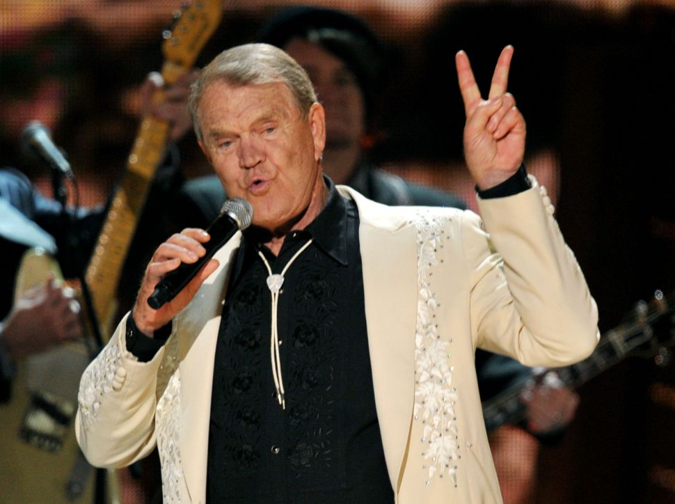 Singer Glen Campbell Dead at 81