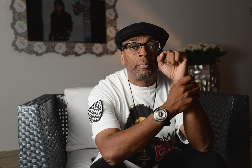 Spike Lee's Next Project Will Be About 'Young Black Mark Zuckerberg' Tech Wiz