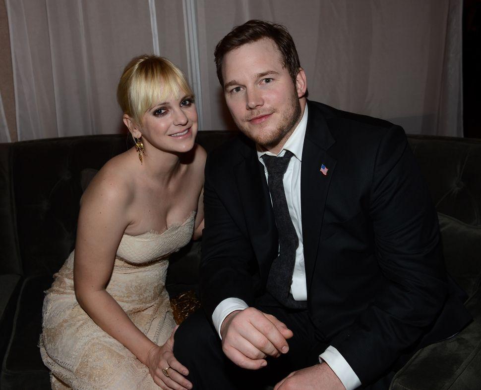 True Love Is Dead as Chris Pratt and Anna Faris Announce Separation