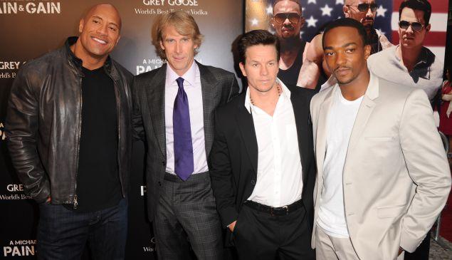 Mark Wahlberg Dwayne Johnson Highest Paid Actor