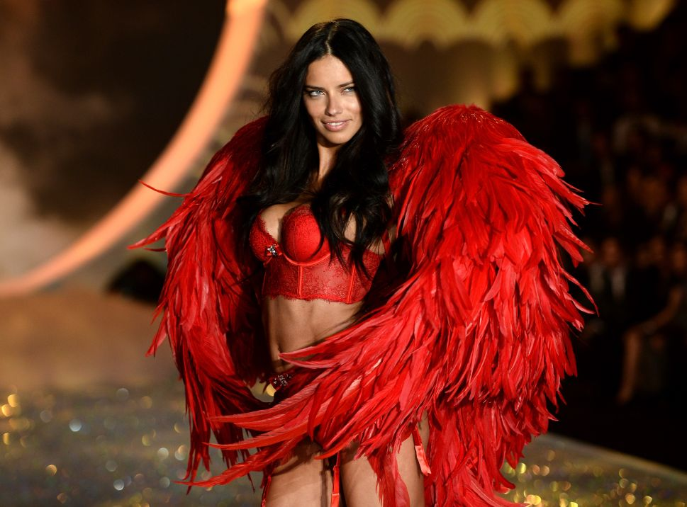 Is This Adriana Lima's Last Victoria's Secret Fashion Show?