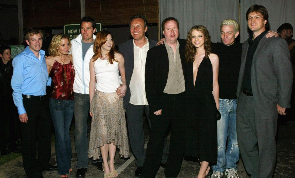 'Buffy' Stars Silent on Cheating Accusations From Joss Whedon's Ex-Wife