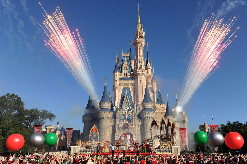 Move Over, Netflix—Disney Developing Its Own Streaming Service