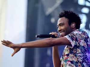 Donald Glover Working on New Childish Gambino Music