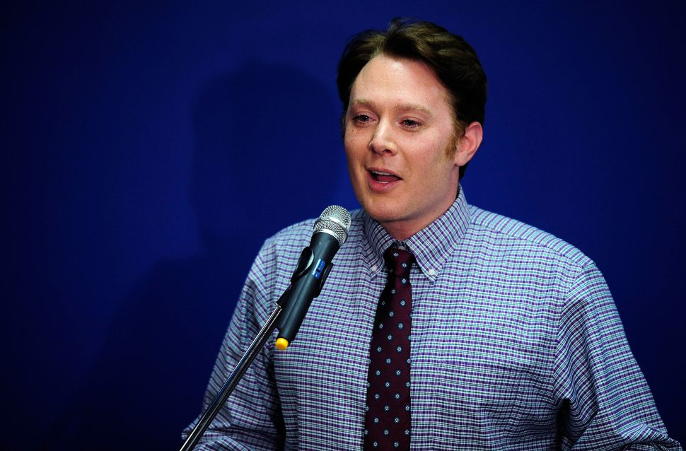 Clay Aiken Rips Himself for Defending Donald Trump