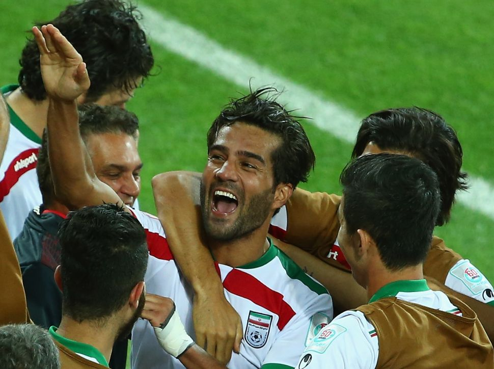 International Humiliation Is in Store for Iran After Banning Two Soccer Players