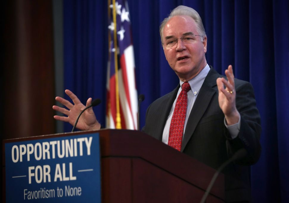 National Emergency to Fight Drug Addiction Not Necessary, Price Says
