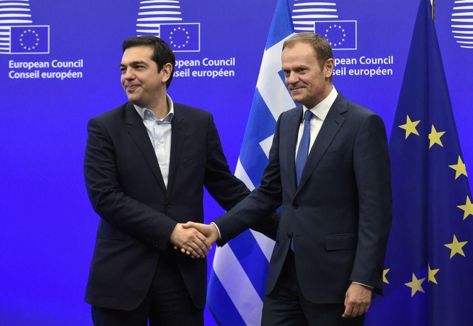 How Greece Could Escape Debtors' Prison—if Europe Opens the Door