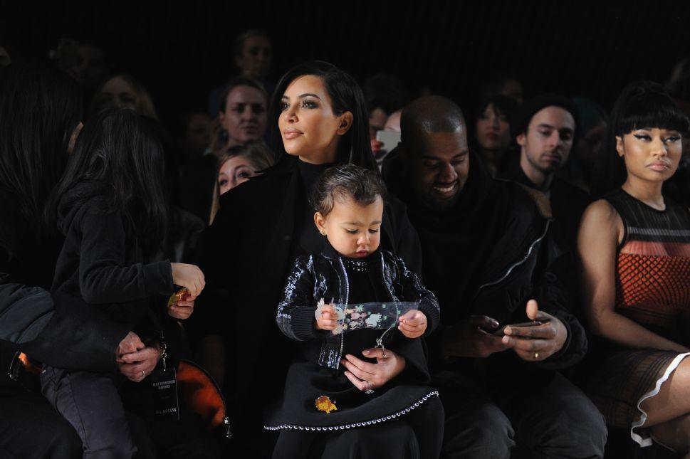 Kim Kardashian Says 'My Daughter Would Be Better' Than Trump