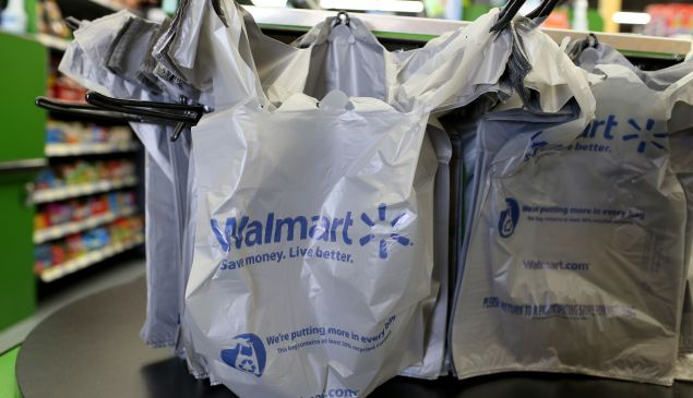 Does Walmart have online grocery delivery in the bag?