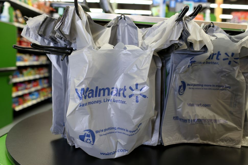 Walmart Earnings Show a Push to Compete With Amazon in E-Commerce and Groceries