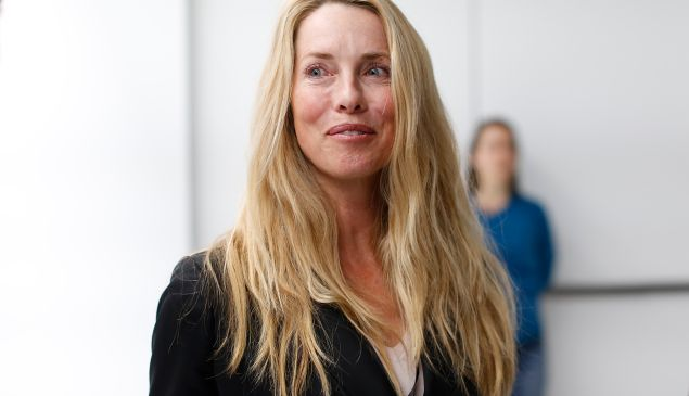 The slippery slope of the oligarchy media model August 10, 2017 8.58pm EDT Laurene Powell Jobs, founder and chair of the Emerson Collective.