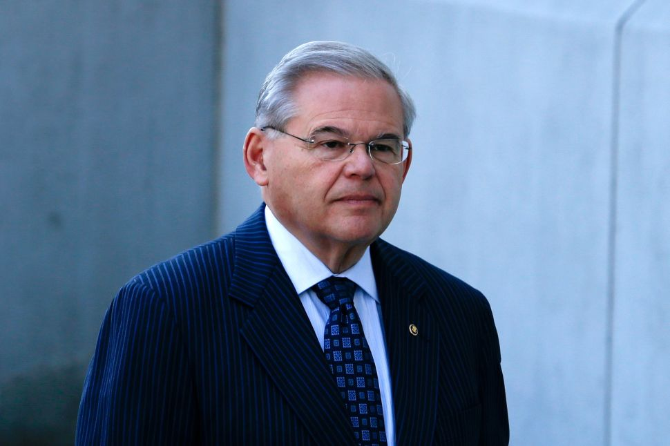 Poll: Bob Menendez Support Remains 'Lackluster'