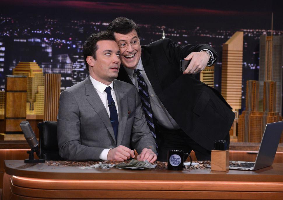 NBC Chairman Isn't Worried About Jimmy Fallon's Falling Ratings (He Should Be)