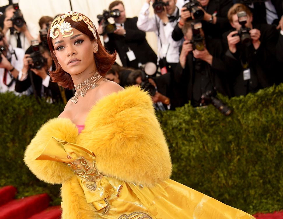 Rihanna Is Now Giving Out Scholarships