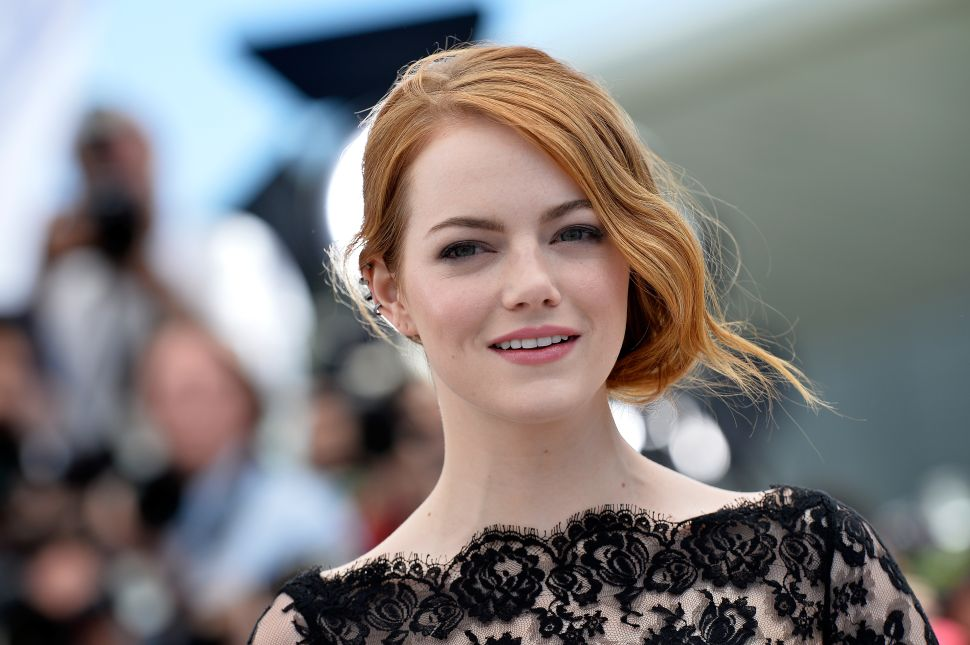 Emma Stone Leapfrogs Jennifer Lawrence to Become Highest Paid Actress