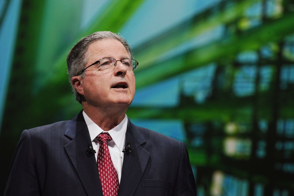 Chevron CEO John Watson Expected to Step Down