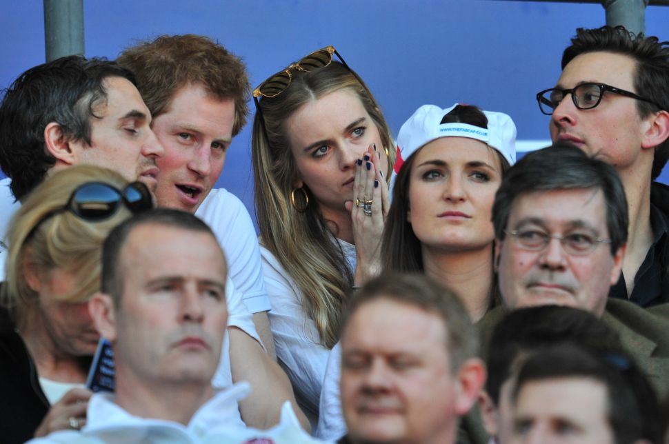 Dating a Royal Isn't Easy, According to Prince Harry's Ex Cressida Bonas
