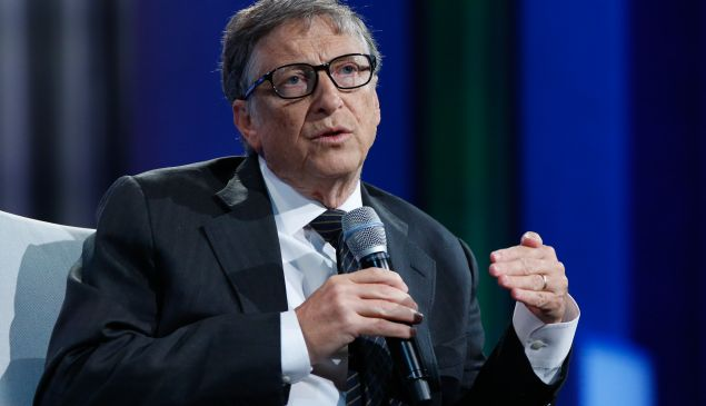 The Microsoft co-founder has donated over $35 billion since 1994.