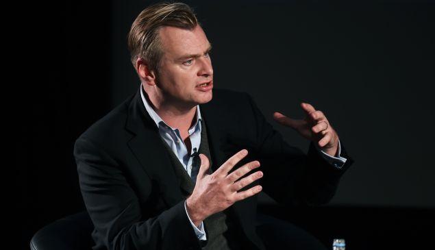 Tenet Teaser Christopher Nolan