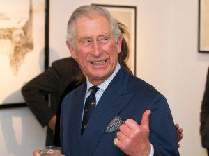 Prince Charles, The Prince of Wales.