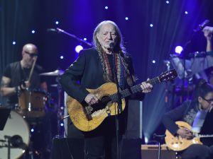 Willie Nelson Hospital Concert